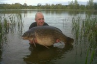 Ed's latest target fish banked