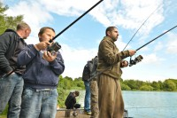 Carpfest is a great opportunity for youngsters to get involved