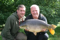 The consistent O'Connors caught carp