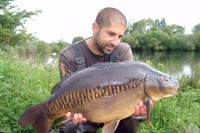 Ali also stars, alongside Tom Dove, at Linear Fisheries