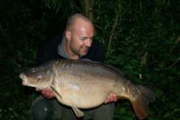 Adam Penning banked this Kent cracker