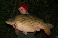This awesome unnamed 45lb common was next