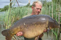 Ian Stott with a Pit One whacker
