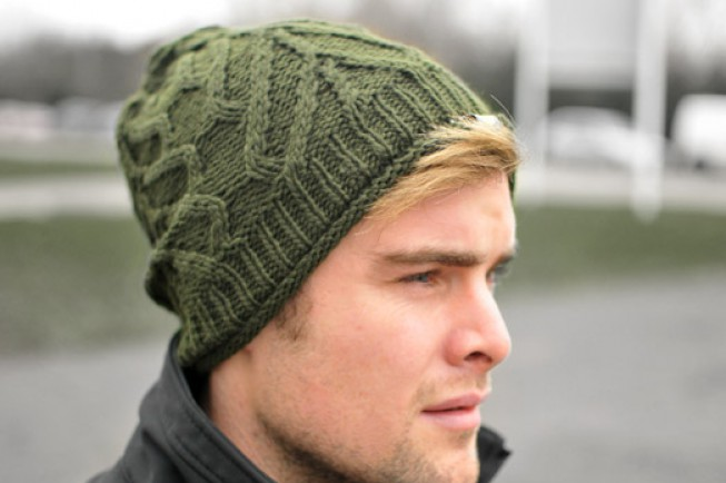 Allow us to introduce the new Korda knitted beanie hat