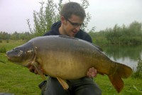 You'll also see big UK fish like this Manor Farm thirty