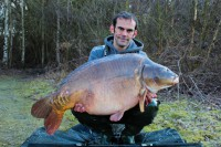 The big fella was a new PB for Picky