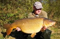 This awesome long common went 36lb