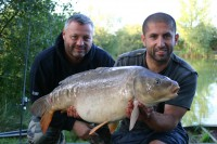Ali with a cracker from that session