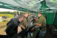 Learn from the pros on the Korda Rig Clinic