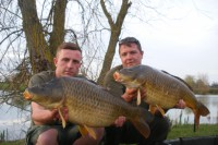Billy Flowers and Jamie Londors have recently joined Korda