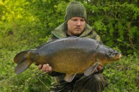 This 24lb mirror is typical of the strain in Rich's syndicate