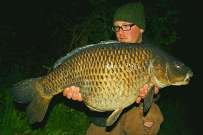 The early part of the session produced this mid-twenty common