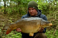 Richie managed this clean-looking common just afterwards
