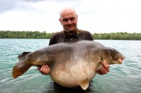 What an incredible creature, weighing bang on 70lb