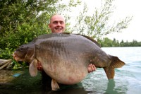 Drop Tail at 70lb for Polish angler Marcin Bielawski
