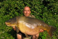 What a birthday present; the Half Lin at 40lb 8oz