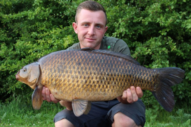 Billy's UK Carp Champs qualifier was at Bird's Green