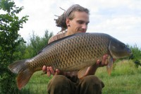 A corking common that came as part of Oli's four-fish hit
