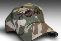 The Camo Cap is made from rugged rip-stop material