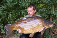 Look at the shape of this 32lb 12oz specimen