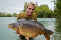 The great fish was a new French PB for Tom