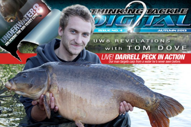 Thinking Tackle Digital Magazine is out now and its FREE