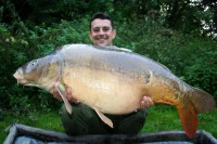 One of seven fish that Merv went on to bank