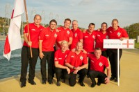 Carp Team England on the eve of the World Championships