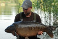 Biggest of the session at 33lb 4oz