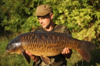 Next up was this cracking 29lb fully scaled