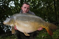Fish like this 40lb 10oz mirror would help massively