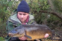 Joe Stephens with a cracking Farlows common