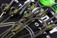 Chod rigs proved their worth on this particular session