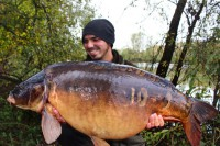 Here she is The Sergeant at 39lb 3oz