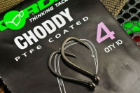 The fish fell to reliable size-four Choddy hooks