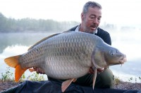 Check out this clonking carp