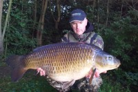 At 42lb, this was the biggest of Shane's commons