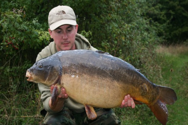 Ian Bailey has been targeting his syndicate recently
