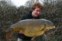 The Marlow Common was another cold-water capture