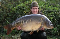 This long lean half linear went 32lb 12oz