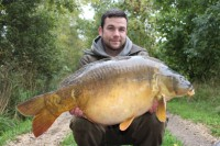 A 39lb mirror from a recent trip to Gigantica