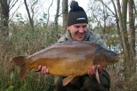 James Gesner's week on Gigantica started with this fish