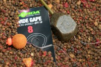 The rig that he used in the bag with a Cell hook bait