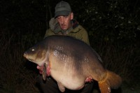 Split Tail at 48lb 2oz, simply breathtaking.