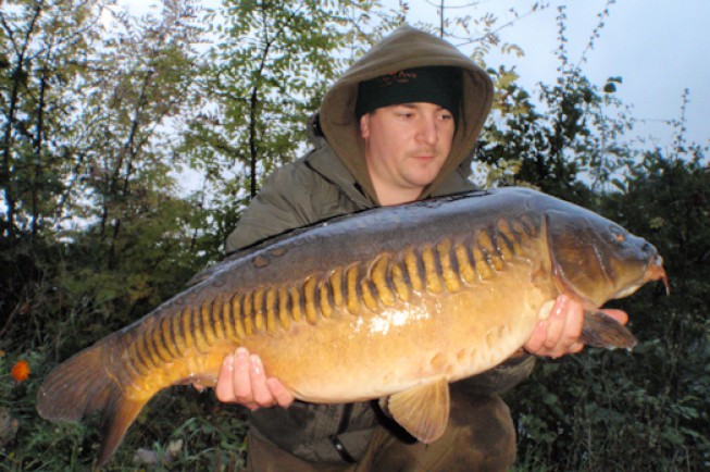Dan Highley's target fish from Yorkshire venue, Millfield