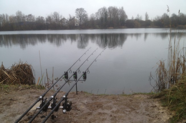 Rods out on Darrell Peck's Cambridgeshire syndicate