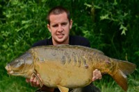 Tom Maker had a staggering 18 fish in 2012