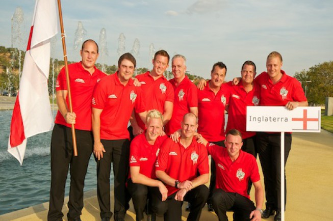 Follow Carp Team England in the World Champs on Sky today