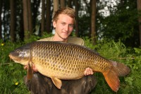 Another stonking common caught live for the cameras.