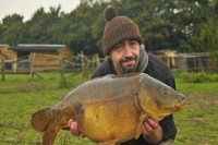 Jon Mann will be in London Colney Tackle this Saturday
